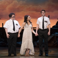THE BOOK OF MORMON Celebrates Broadway's Return With A Free Fan Performance on November 4 Photo