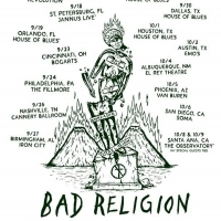 Bad Religion Expands Fall Tour