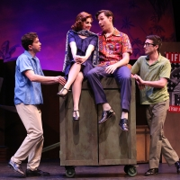 Photo Flash: International City Theatre Presents THE ANDREWS BROTHERS Photo