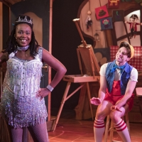 Photo Flash: First Look At Above The Stag's Panto PINOCCHIO: NO STRINGS ATTACHED!