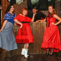 WAY OUT WEST Will Be Performed at Sutter Street Theatre This Month Photo