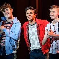 Photo Flash: First Look at WEST SIDE STORY at Birmingham Hippodrome