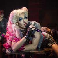 Photo Flash: Check Out Production Photos of Milwaukee Rep's HEDWIG AND THE ANGRY INCH Photos