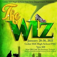Cedar Hill High School Returns to the Stage With THE WIZ Photo