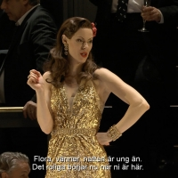 Kungliga Operan Streams LA TRAVIATA Photo