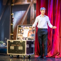 Photo Flash: First Look at THE COMEBACK at the Noel Coward Theatre