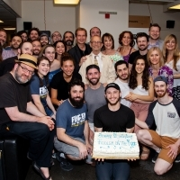 Photo Coverage: Yiddish FIDDLER ON THE ROOF Celebrates One Year Off-Broadway! Photo