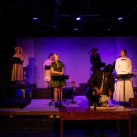 Photo Coverage: First look at Red Herring & Tipping Point Theatre Co's SOMETHING Photos