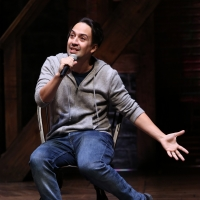 Lin-Manuel Miranda Looks Ahead at the Future of Broadway as an Opportunity for Change Photo