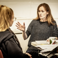 Photo Flash: Inside Rehearsal For POISONED POLLUTED at the Old Red Lion Theatre