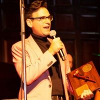 Photo Flash: BE MORE CHILL Composer Joe Iconis Honored At The Players Photo