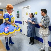 Photo Flash: Cast Members From Birmingham Hippodrome's SNOW WHITE AND THE SEVEN DWARF Photo
