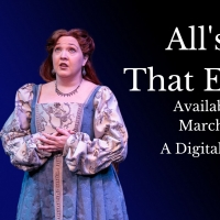 The Atlanta Shakespeare Company at The Shakespeare Tavern Playhouse Presents ALL'S WE Photo