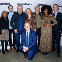 Photo Coverage: Signature Theatre Celebrates Opening Night of THE YOUNG MAN FROM ATLA Photo