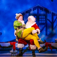 Photo Flash: Theatre Under the Stars Presents ELF - THE MUSICAL Photos