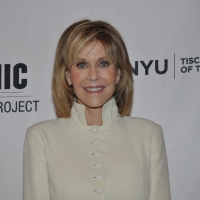 Jane Fonda, Mario Van Peebles & More Join the Hollywood Foreign Press Association for Photo