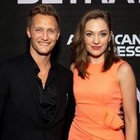 Photo Coverage: On The Opening Night Red Carpet Of BETRAYAL