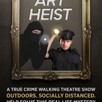 The Paramount Theatre Presents Interactive Theatre Experience ART HEIST Photo