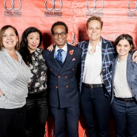 Photo Flash: Inside Opening Night Of BROKEN STORY At The Gene Frankel Theatre
