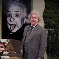 Photo Flash: EINSTEIN COMES THROUGH At North Coast Repertory Theatre Streaming o Photos