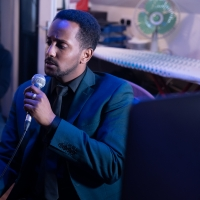 Photo Flash: First Look at Ahmed Hamad, Eloise Davies and More in NOW OR NEVER Photos