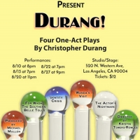 DURANG!, Featuring Four One-Act Plays By Christopher Durang Will Be Performed at the  Photo