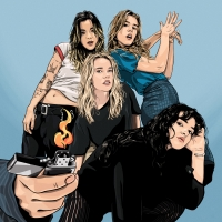 The Aces Tap Fickle Friends For 'Kelly' Remix Photo