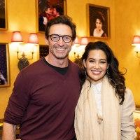 Photos: Hugh Jackman Pays a Visit to MOULIN ROUGE! THE MUSICAL Photo