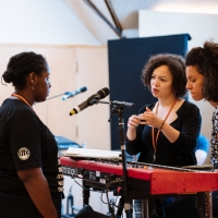 Photo Flash: Inside Rehearsal For CHIAROSCURO at Bush Theatre