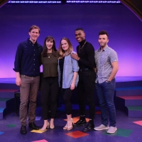 Photo Coverage: Meet The Cast of ANYTHING CAN HAPPEN IN THE THEATER: THE MUSICAL WORLD OF MAURY YESTON