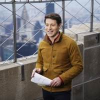 Photo Flash: CBS THIS MORNING Broadcasts Live From the Empire State Building Photo