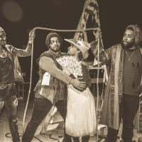 Photo Flash: NTPA Rep Braves the Seas with PETER AND THE STARCATCHER Photo