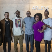 Photo Flash: August Wilson's SEVEN GUITARS Heads Into Rehearsal at Arena Stage