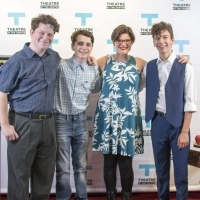 Photo Flash: OVER THE TAVERN Opens At Theatre At The Center Photo