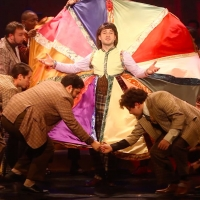 Photo Flash: JOSEPH AND THE AMAZING TECHNICOLOR DREAMCOAT Opens At Sharon Playhouse