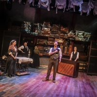 Photo Flash: First Look at Hope Mill Theatre's RAGS at Park Theatre Photo