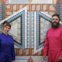 Visual Arts Center of New Jersey to Host Artist Talk on Collaborative Practice Photo