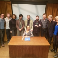 Photo Flash: CONFIDENCE (AND THE SPEECH) Welcomes Special Guests