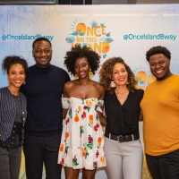 Photo Coverage: Meet The Cast of The National Tour of ONCE ON THIS ISLAND Photo