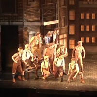 Video: NEWSIES Seizes The Day At White Plains Performing Arts Center