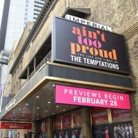 Theater Stories: AIN'T TOO PROUD, The Premiere of PIPPIN, The Debut of Mary Martin &  Photo