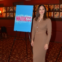 Photo Coverage: Katharine McPhee Gets Ready to Return to Broadway in WAITRESS