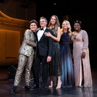 Photo Flash: Go Inside Sutton Foster's BRING ME TO LIGHT Concert at NY City Cent Photos