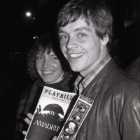 Photo Flashback: STAR WARS Icon Mark Hamill And Marilou York Attend AMADEUS On Broadway