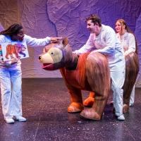 Photo Flash: First Look at THE VERY HUNGRY CATERPILLAR SHOW at ZACH Theatre