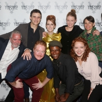 Photo Flash: IS THIS A ROOM Celebrates Opening Night Photo