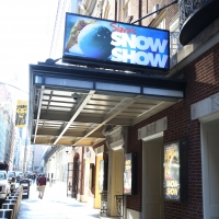 Up on the Marquee: SLAVA's SNOWSHOW Comes to Broadway Photo