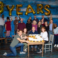 Photo Coverage: COME FROM AWAY Celebrates 3 Years on Broadway! Photo
