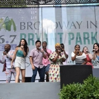 BROADWAY IN BRYANT PARK Returns For One Day Only Event Next Month Photo