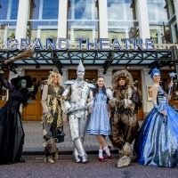 Photo Flash: First Look at THE WIZARD OF OZ at Wolverhampton Grand